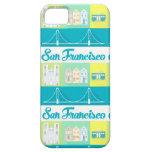 cubierta americana del caso de la ciudad de San iPhone 5 Carcasa
