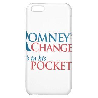 Cubierta Anti-Romney del iPhone