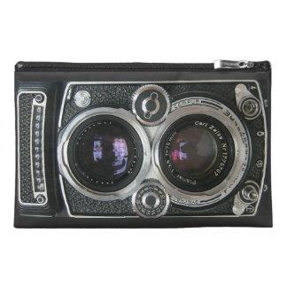 Cubierta antigua de la caja de la cámara del vinta