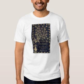 Cubierta antigua de la edición del pavo real del camisas