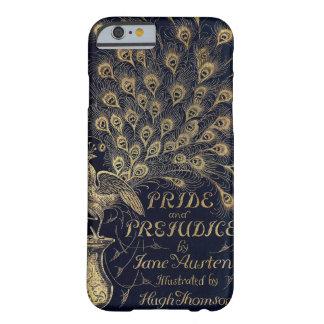 Cubierta antigua de la edición del pavo real del funda barely there iPhone 6