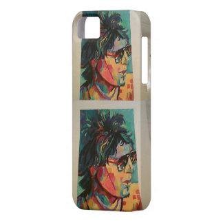Cubierta artsy del caso del iPhone iPhone 5 Carcasas