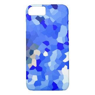 Cubierta azul punteada del iPhone Funda iPhone 7