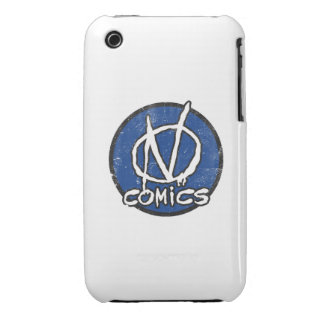 Cubierta Barely There de NComics IPhone 3g/3GS iPhone 3 Carcasa