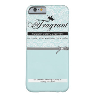 cubierta beFragrant de Iphone Funda De iPhone 6 Barely There
