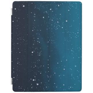 Cubierta brillante del iPad de las estrellas del Cover De iPad