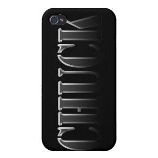 Cubierta calificada nombre del iPhone de la TIRADA iPhone 4 Protectores