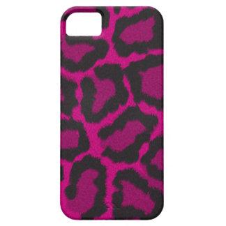 Cubierta/caso del estampado de animales de la iPhone 5 funda
