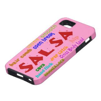 Cubierta/caso del iphone 5g de los términos de la funda para iPhone 5 tough
