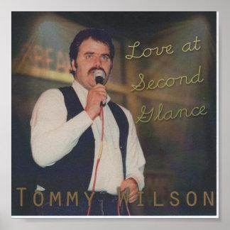 cubierta cd de wilson poster