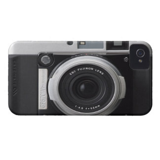 Cubierta clásica de la caja de la cámara del Case-Mate iPhone 4 cobertura