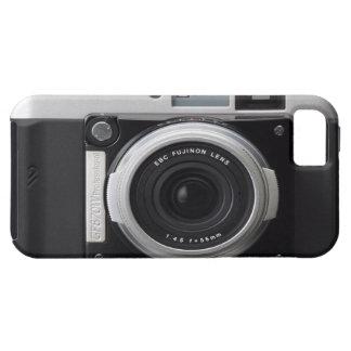 Cubierta clásica de la caja de la cámara del funda para iPhone SE/5/5s