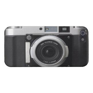 Cubierta clásica de la caja de la cámara del vinta iPhone 5 carcasa