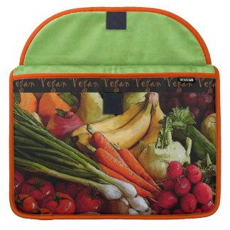 Cubierta colorida de Macbook del vegano Funda Para Macbooks