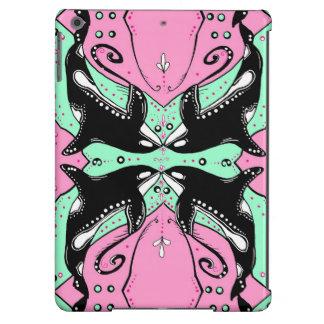 Cubierta de aire adornada del iPad de la orca de l Carcasa Para iPad Air