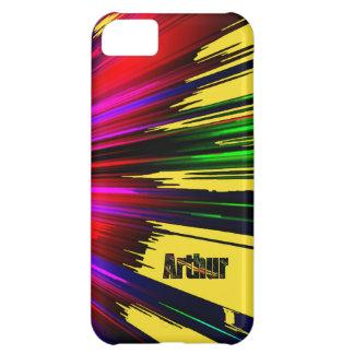 Cubierta de Arturo Smartphone con puntos Funda Para iPhone 5C