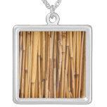 Cubierta de bambú de los palillos joyería