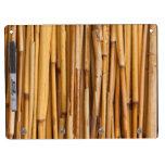 Cubierta de bambú de los palillos tableros blancos