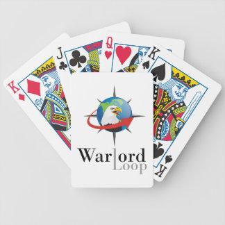 Cubierta de baraja de cartas