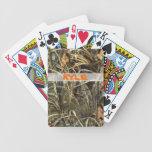 Cubierta de búsqueda adaptable de Camo de tarjetas Baraja De Cartas