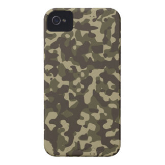 Cubierta de Camo Iphone4 4S del arbolado iPhone 4 Case-Mate Cobertura