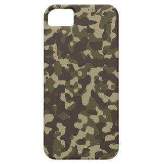 Cubierta de Camo iPhone5 del arbolado iPhone 5 Cárcasas