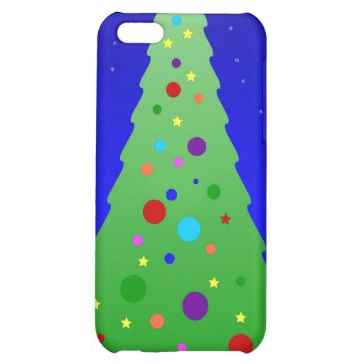 Cubierta de ChristmasTree Iphone