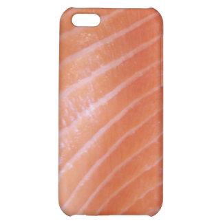 Cubierta de color salmón del iPhone