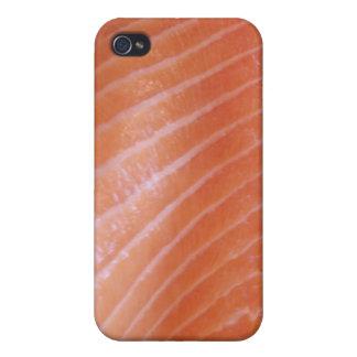 Cubierta de color salmón del iPhone iPhone 4 Cobertura