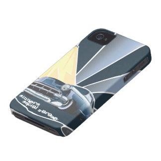 Cubierta de Dragger Iphone de la cola de Chevy Funda Para iPhone 4 De Case-Mate