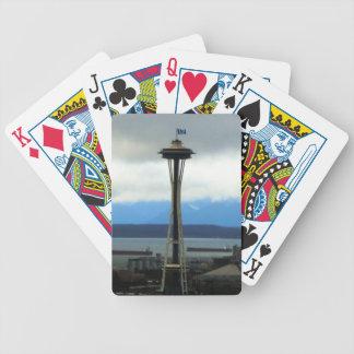 Cubierta de fanático del fútbol de Seattle de Barajas