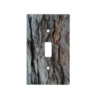 Cubierta de interruptor de la luz de la corteza de tapa para interruptor