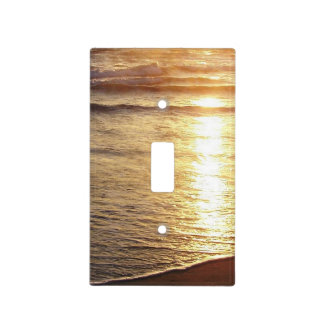 Cubierta de interruptor de la luz de la puesta del placa para interruptor