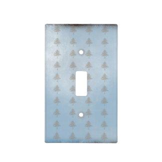 Cubierta de interruptor de la luz de los árboles tapas para interruptores