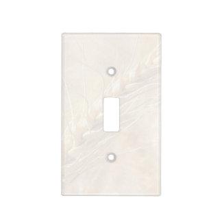 Cubierta de interruptor de la luz de oro del trigo cubiertas para interruptor