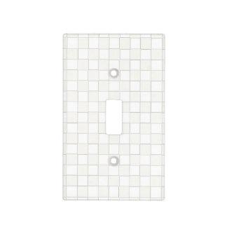 cubierta de interruptor de la luz de piedra del co cubierta para interruptor