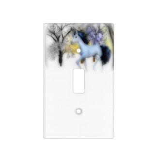 cubierta de interruptor de la luz del juego del in placa para interruptor