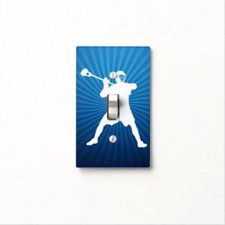Cubierta de interruptor de la luz del jugador de cubierta para interruptor