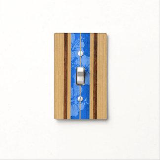 Cubierta de interruptor de la luz hawaiana de la t