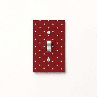 Cubierta de interruptor de la luz linda del lunar tapa para interruptor