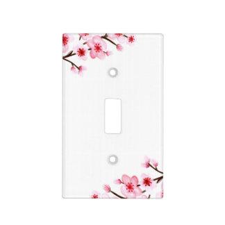 Cubierta de interruptor de la luz pintada de las f cubiertas para interruptor