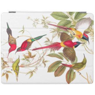 Cubierta de Ipad de los pájaros de Goulds Sunbird