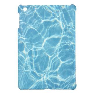 Cubierta de Ipad del agua de la piscina mini