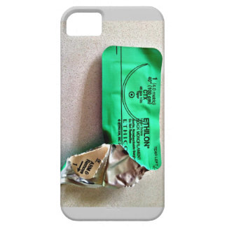 Cubierta de Iphone 5 de la envoltura de la sutura Funda Para iPhone SE/5/5s