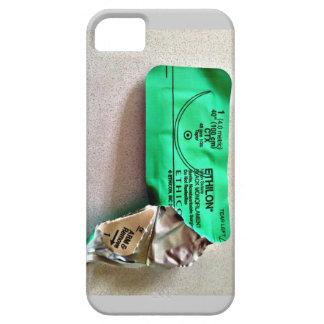 Cubierta de Iphone 5 de la envoltura de la sutura iPhone 5 Fundas