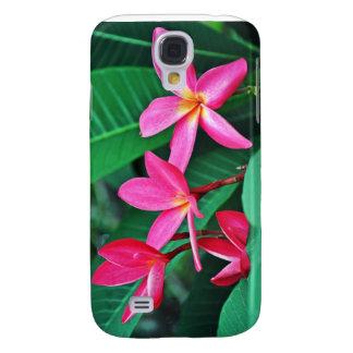 Cubierta de Iphone de la flor