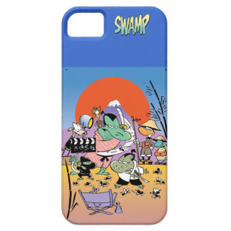 Cubierta de Iphone de la película del samurai del iPhone 5 Fundas