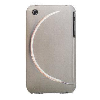 Cubierta de IPhone de la sutura Funda Bareyly There Para iPhone 3 De Case-Mate