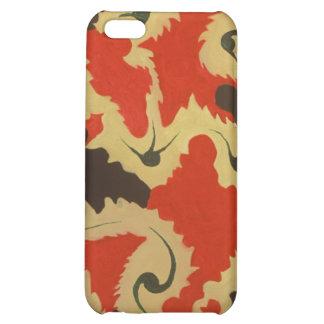 Cubierta de IPhone del dragón