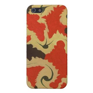Cubierta de IPhone del dragón iPhone 5 Cárcasa